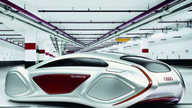 Audi Intelligent Emotion future mobility design project