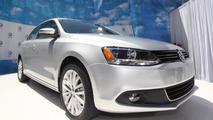2011 Volkswagen Jetta make public debut in Time Square, New York