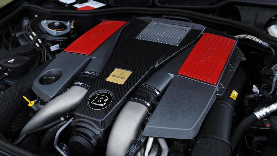 Brabus tunes new Mercedes twin-turbo V8s