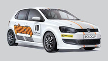 Volkswagen Race Polo MKV 2010 - 700