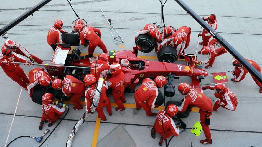 McLaren surprised by Ferrari's 2010 car focus