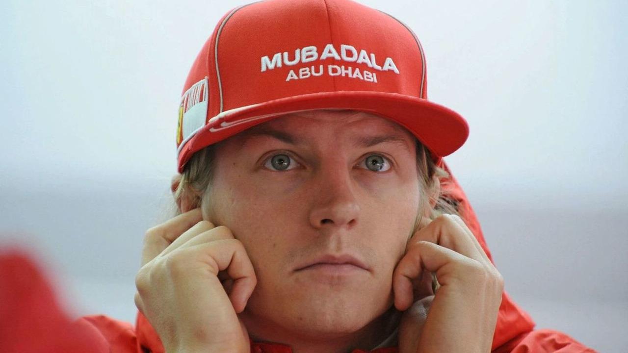 Kimi Raikkonen (FIN), Räikkönen, Scuderia Ferrari, Brazilian Grand Prix, Saturday Practice, Sao Paulo, Brazil, 17.10.2009