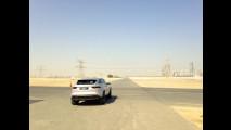 Jaguar C-X17, il backstage della nostra prova su strada