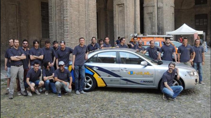 Guida autonoma: l'Italia ha un solo asso nella manica, ce la farà?