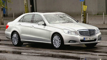 Mercedes-Benz E-Class renderings