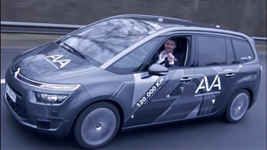 Guida autonoma, il programma AVA di PSA passa alla pratica a Parigi [VIDEO]