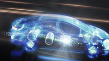 Toyota Fuel Cell Hybrid Vehicle (FCHV) concept teaser image 02.9.2013