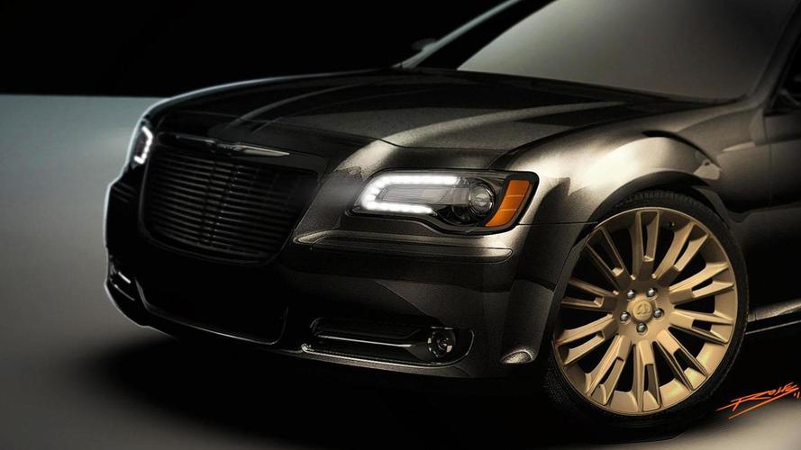 Chrysler teases their SEMA lineup