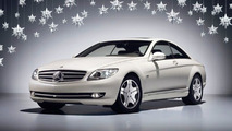 Mercedes CL 600 Signature Edition Saks Fifth Avenue
