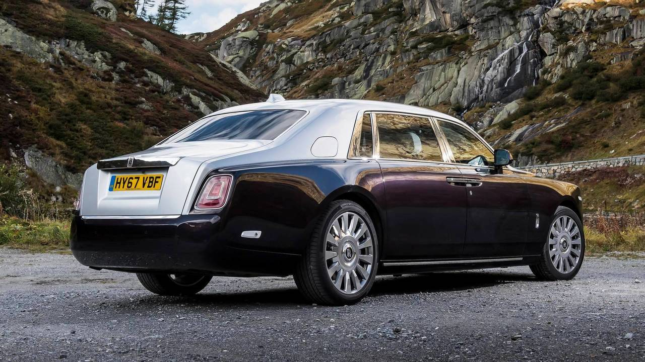 How much does a Rolls-Royce cost?