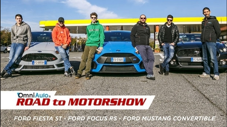 Al Motor Show con OmniAuto.it: ecco chi viaggerà con noi!