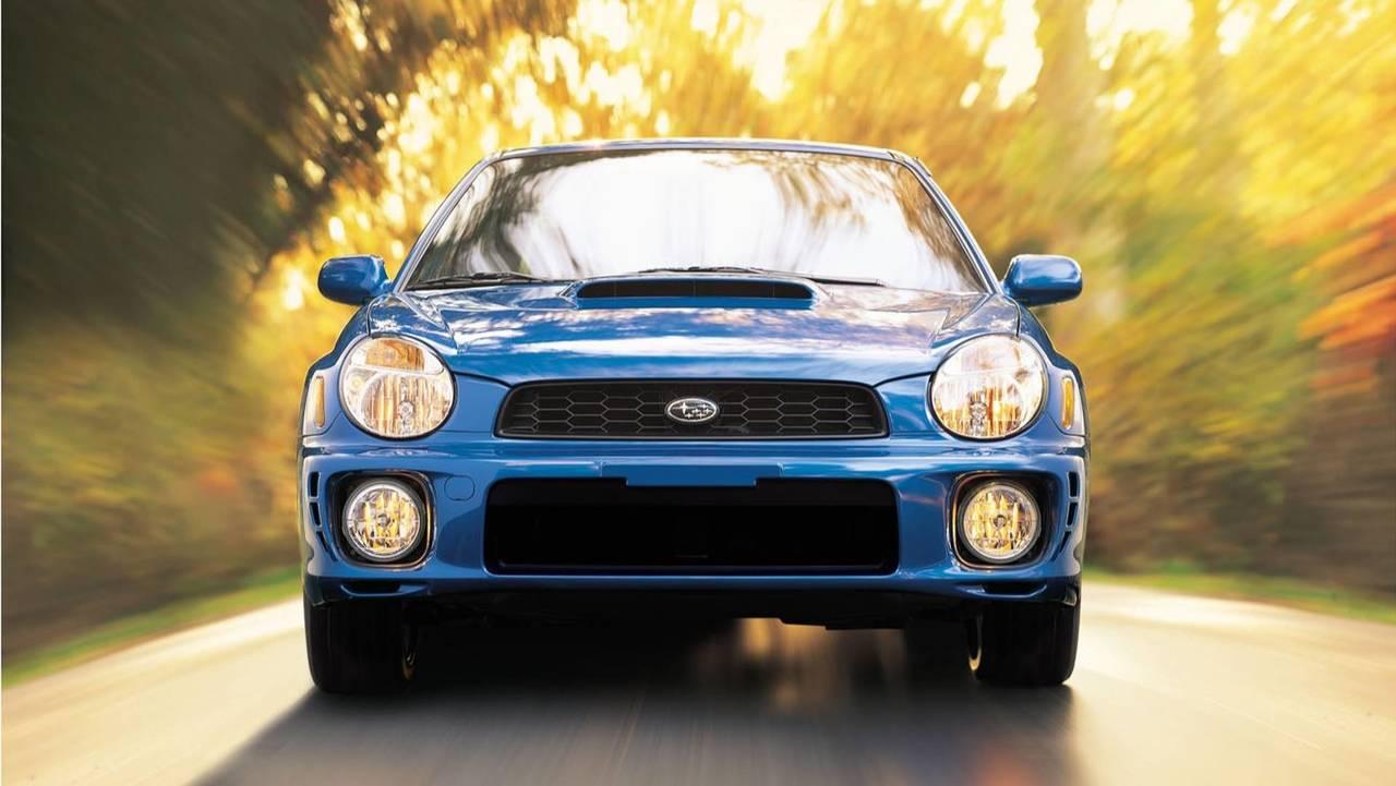 Subaru WRX: Scooby / Rex / Bugeye