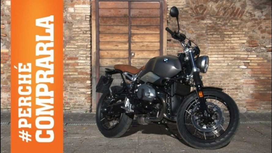 BMW R nineT Scrambler, il perché comprarla di OmniMoto.it [VIDEO]