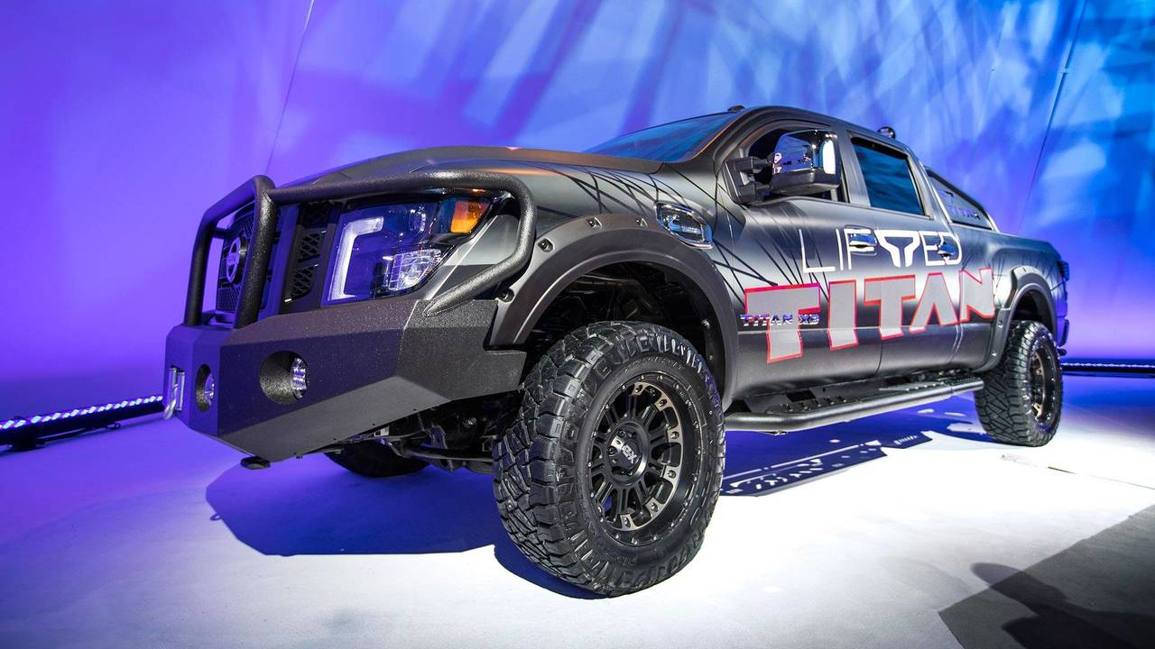 Nissan Titan Lift Kit