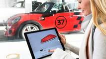 Mini launches new range of customisable parts