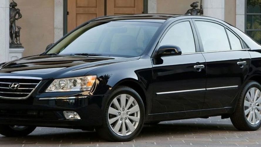 2009 Hyundai Sonata Facelift Revealed