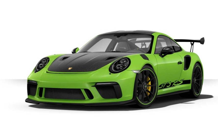 the most expensive porsche 911 gt3 rs costs 253 240. Black Bedroom Furniture Sets. Home Design Ideas