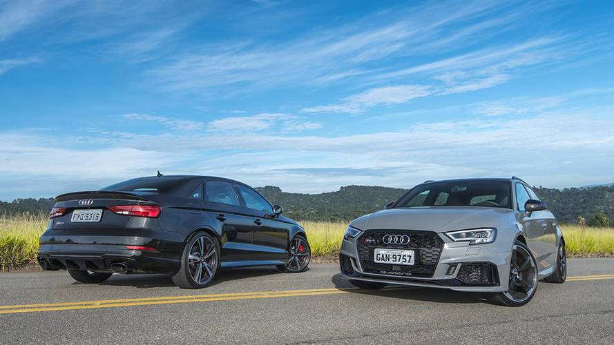 Audi RS3 BR