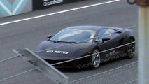 New Lambo LP550 spy shots