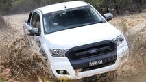 Ford Ranger Harrop PX2