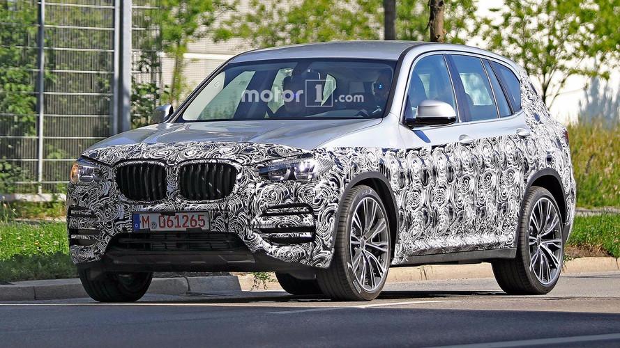 Nova BMW X3 será revelada no dia 26 de junho