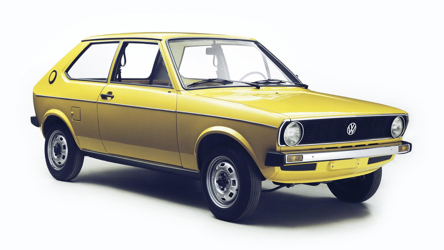 Gallery: History of the Volkswagen Polo