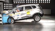 Renault Captur - Latin NCAP