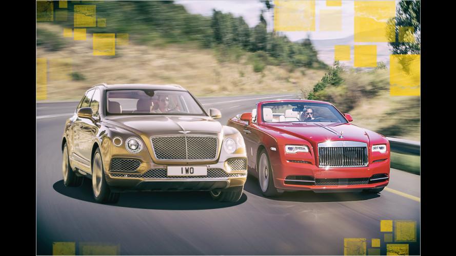 Die 10 besten Luxusautos für 2017