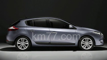 Renault Megane Leaked Ahead of Paris Debut