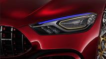 Mercedes-AMG GT Concept Video Teaser