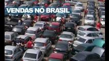 Veja a lista dos 100 carros mais vendidos no Brasil em maio de 2011