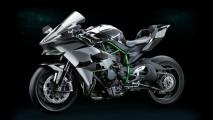 Kawasaki Ninja H2 custará o equivalente a R$ 65 mil nos EUA