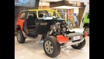 Salão SP: Troller mostra novo T4 ao público e suas possibilidades