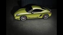 Porsche revela o Cayman R 2011 em Los Angeles