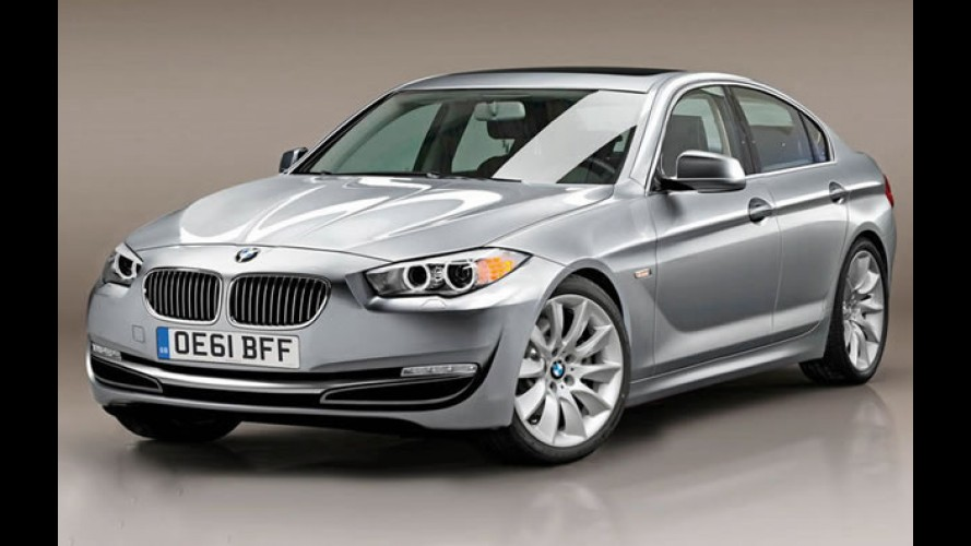 Oficial? Novo BMW Série 3 2012