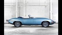 Jaguar comemora os 50 anos do E-Type