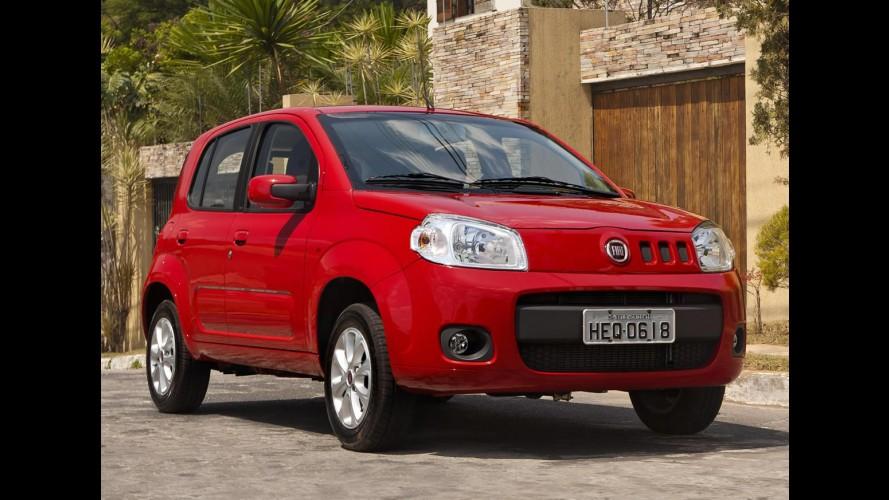 BRASIL, 1ª quinzena de janeiro: Mercado registra crescimento e Fiat começa ano na frente