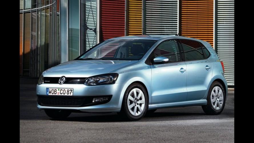 Volkswagen Polo BlueMotion  percorre 1.564 km com um tanque de combustível