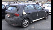 Flagra: vídeo mostra Tipo hatch, um dos principais lançamentos da Fiat para 2016