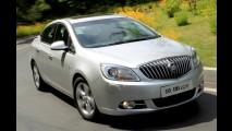 CHINA, setembro: Buick Excelle se mantém à frente; VW lidera entre marcas