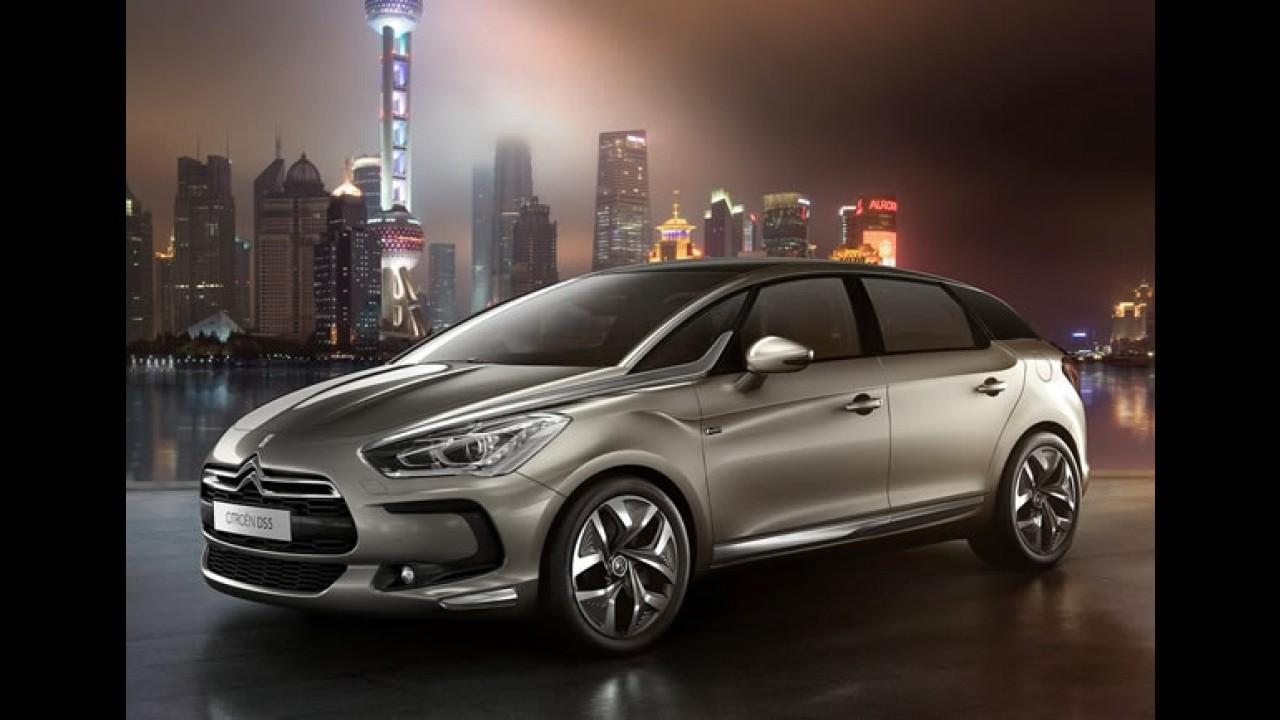 Citroën: Divisão de luxo DS agora conta com departamento de estilo exclusivo