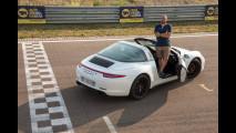 Porsche 911 Targa 4 GTS, sportiva tuttofare [VIDEO]