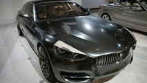 BMW CS Concept at New York Auto Show