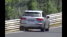 Audi SQ7 giro al Nurburgring