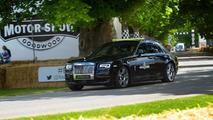 Rolls-Royce at Goodwood 2015
