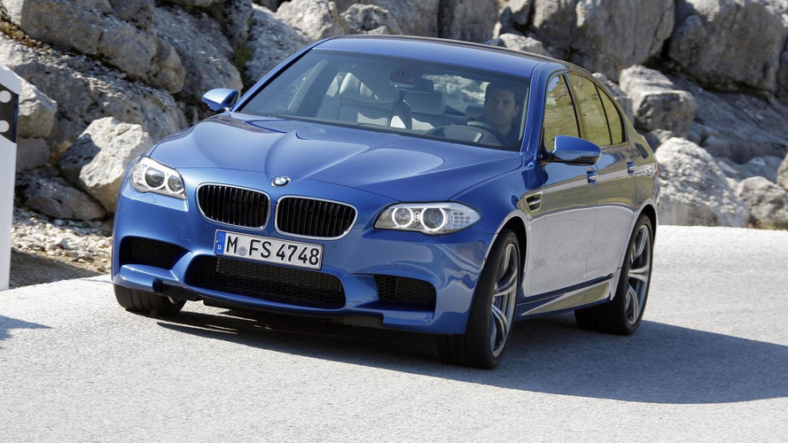 BMW M5, M6 and 6-Series GranCoupe priced (US)