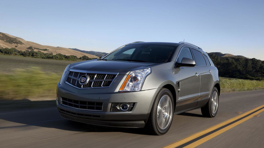 Large Cadillac crossover approved for production, coming in 2016 - report