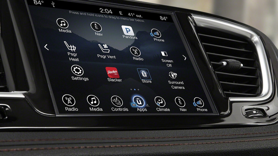 Consumer Reports survey picks Uconnect 8.4 as best infotainment tech