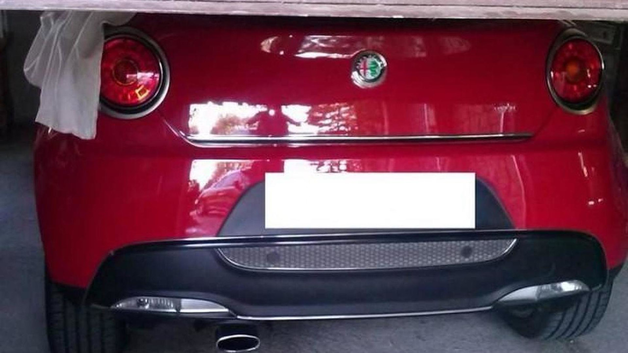 2016 Alfa Romeo MiTo facelift