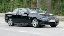 BMW 3-Series Coupe Cabrio Spy Photo